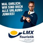 Mal ehrlich: Jedes gute Reisebüro hat eine Agentur bei LMX