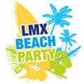 Save the Date!  LMX Beachpartys 2016