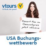 traffics-Buchungswettbewerb: USA verkaufen und gewinnen!