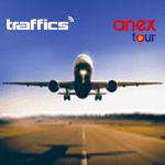 Anex Tour und traffics heben zusammen ab: Angebot künftig auch über die Reservierungssysteme von traffics buchbar