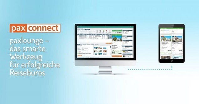 Einfacher Angebotsversand mit paxconnect!