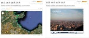 Integrierte Maps