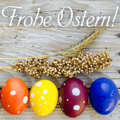 ☀ Frohe Ostern! ☀