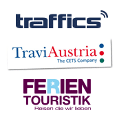 Küss die Hand mit traffics: FERIEN  Touristik  nutzt  Datenconnector  der  Berliner  und  macht  Angebote  erstmalig für CETS-Nutzer in Österreich buchbar