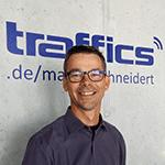 Neuer Frontmann für den Vertrieb: Christian Feldmann wird Head of Sales bei traffics