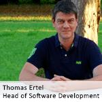Online-Experte heuert bei traffics an: Die Berliner Travel Tech-Spezialisten holen Thomas Ertel von der Scout-Gruppe und machen ihn zum neuen Head of Software Development