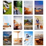 Rundreisen, Camping, Kreuzfahrten – Hol dir jetzt die Themenreisenlinks für deine traffics IBE!