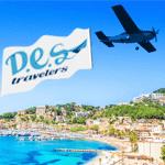 D.E.S. Travelers über traffics buchbar – jetzt saftige Provision sichern!