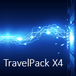 "traffics optimiert Paketierungs-Tool mit ""TravelPack X4"""