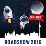 REMINDER: Sichere dir jetzt deinen Platz bei der traffics & BillPay Roadshow 2016