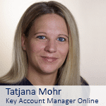 traffics holt Tatjana Mohr als Key Account Manager Online an Bord