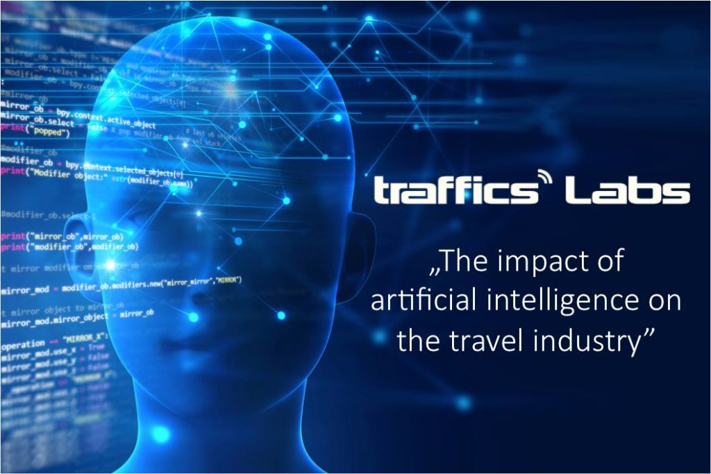 ITB Vortrag: The impact of artificial intelligence on the travel industry
