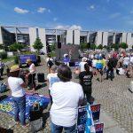 Demo #rettetdiereisebranche traffics